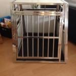 Komfortable Hunde-Einzelbox